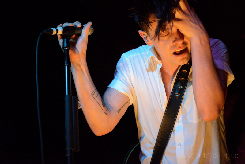 Peter Dreimanus of July Talk