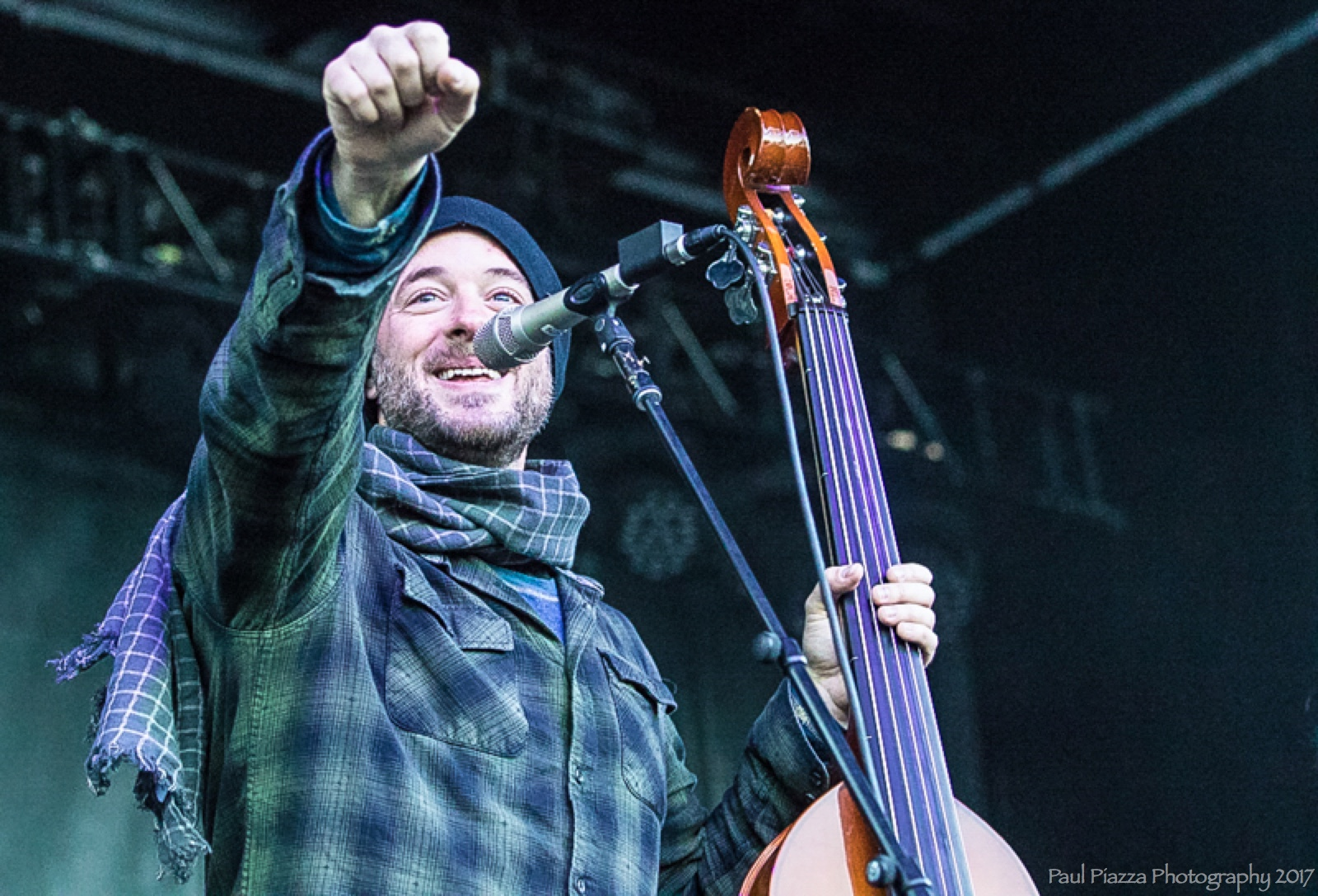 Ben Kaufmann and Yonder Mountain String Band