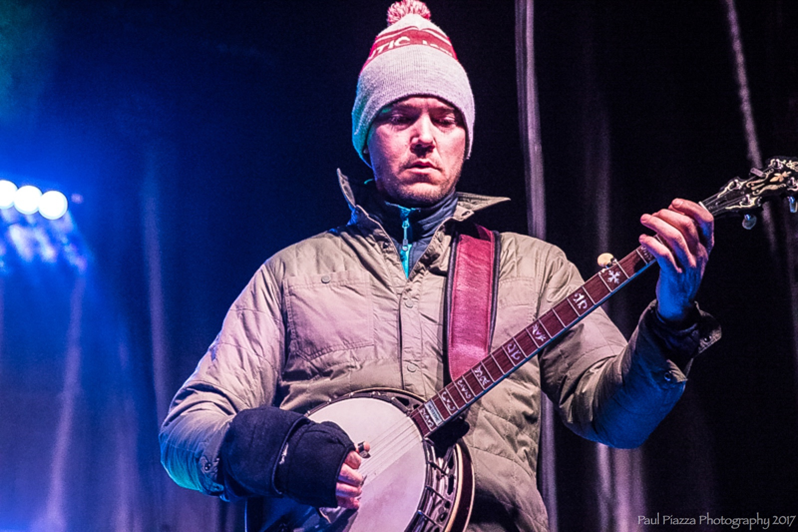 Chris Pandolfi-Infamous Stringdusters