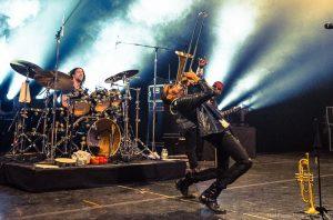 Trombone Shorty, Joey Peebles, Michael Ballard