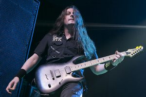 Jonathan Donais of Anthrax
