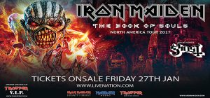 Iron Maiden Preview