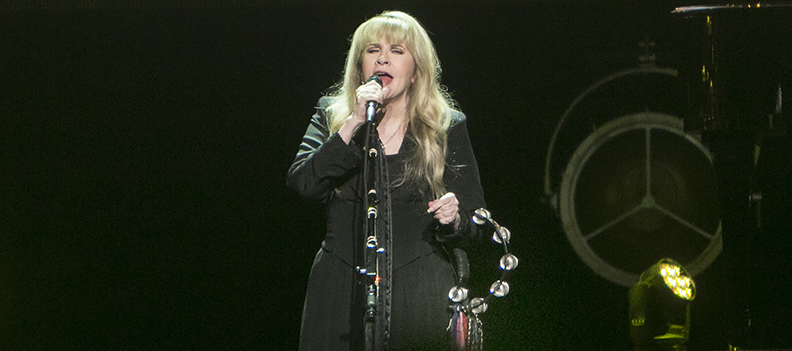 Stevie Nicks Homecoming With The Pretenders