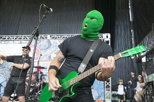 Masked Intruders