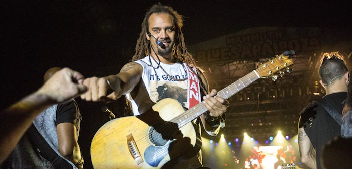 The Ongoing Evolution of Michael Franti