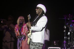 Chic ft. Nile Rodgers