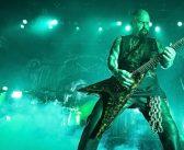 Slayer w/Behemoth & Lamb of God at Bill Graham Civic on August 9, 2017