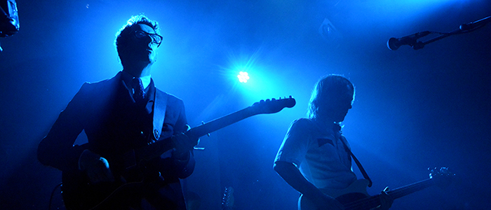 Belle and Sebastian Enchant at the Independent