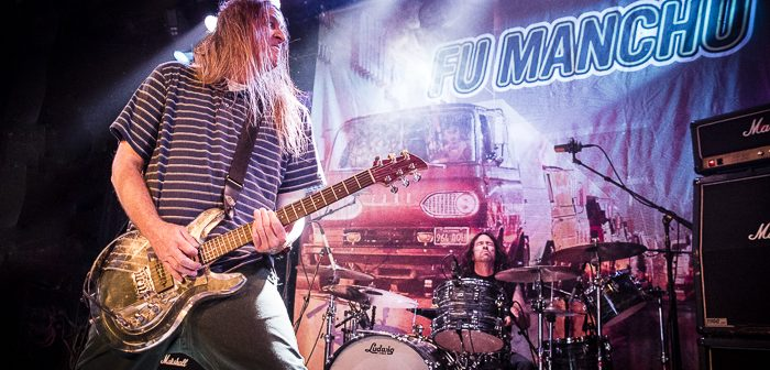 Fu Manchu at Slim's Proves the Action is Still Go!