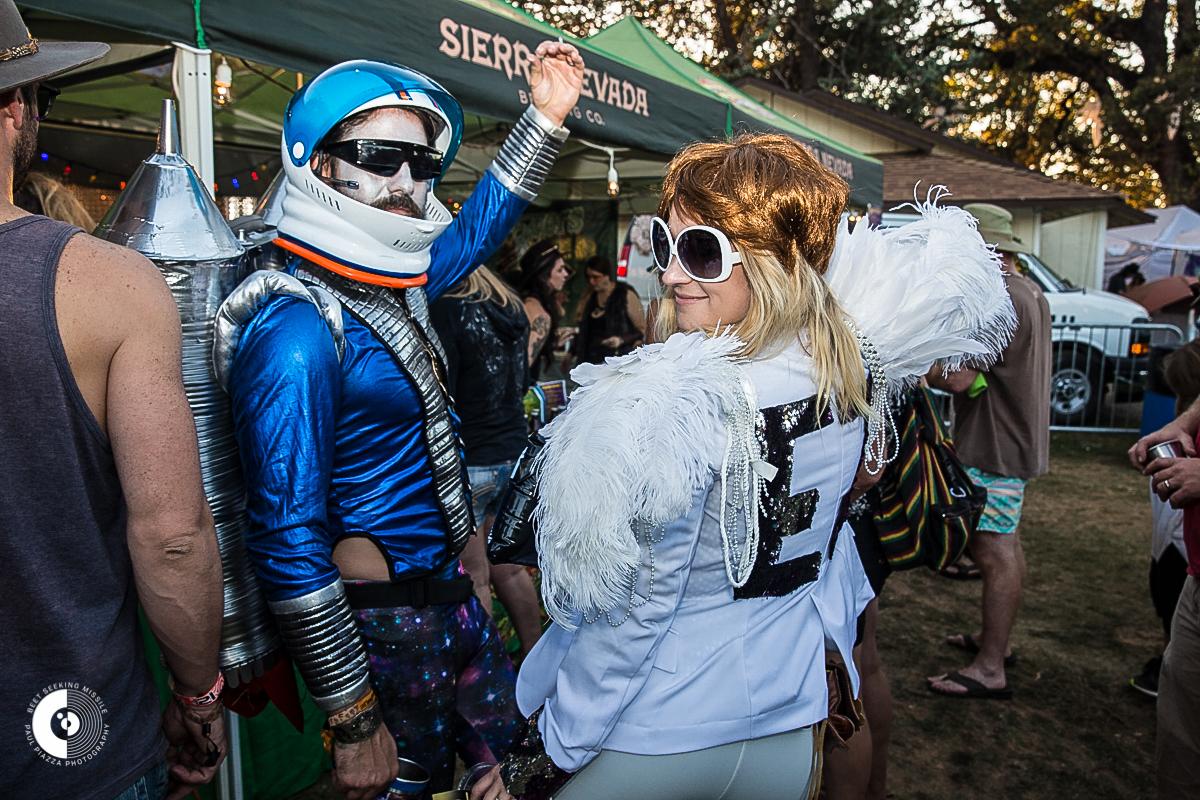 Rocket Man and Elton