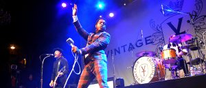 Vintage Trouble @ The Fillmore SF