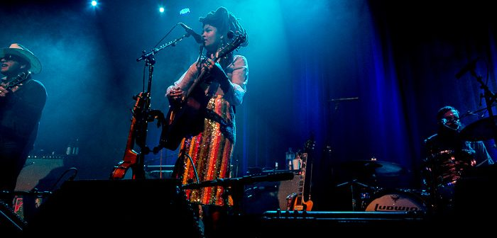 Valerie June Sparkles at The Fillmore