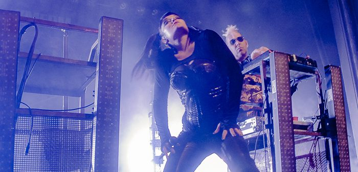 Industrialists KMFDM Fly Their Freak Flag High at The Regency