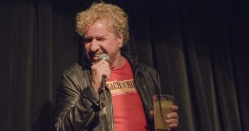 Sammy Hagar by Pollen Heath