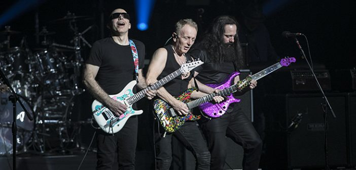 Guitar Heaven with G3 and Joe Satriani at the Fox Theater