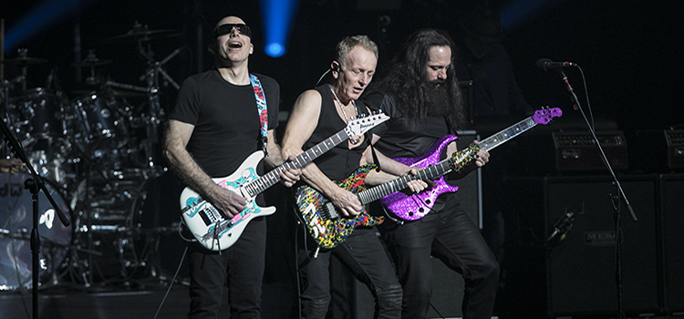 Joe Satriani: These Are the Guitarists Who Turned Me Down for ...