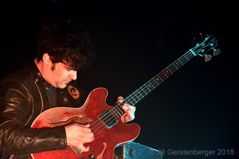 Black Rebel Motorcycle Club @ The Fox