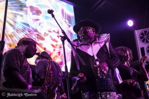 George Clinton and P-Funk