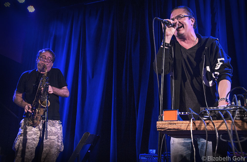 John Zorn and Mike Patton