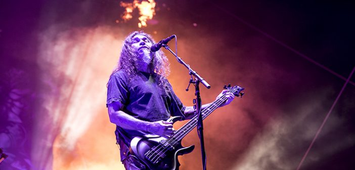 Slayer Obliterates Papa Murphy's Park