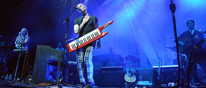 Belle and Sebastian at The Fox Theater in Oakland