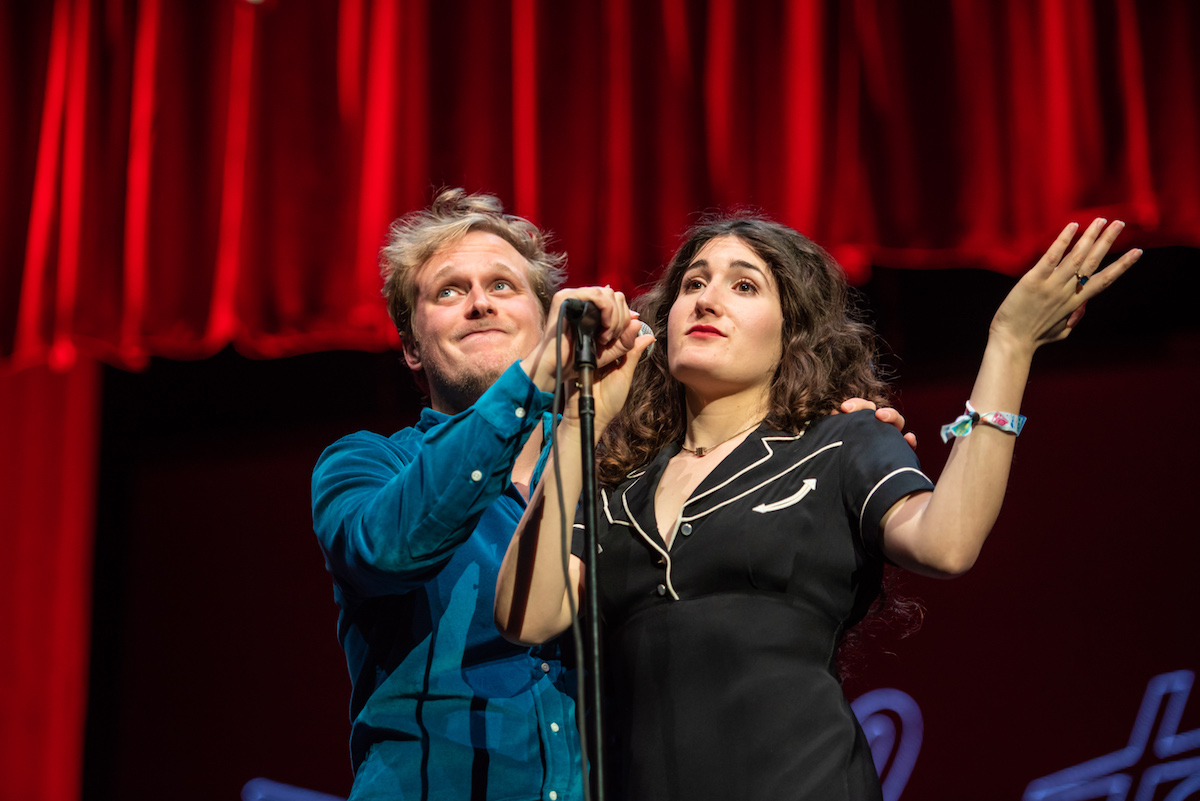 John Early and Kete Berlant