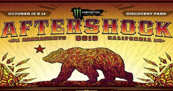 Monster Energy Aftershock at Discovery Park, Sacramento on October 13/14, 2018