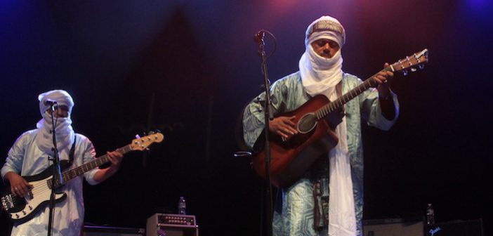 Tinariwen: Refugee Rebel Fighter Mount Sonic Takeover of UC Theatre