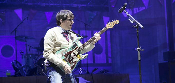 Summertime Rolls with Weezer and the Pixies at Shoreline