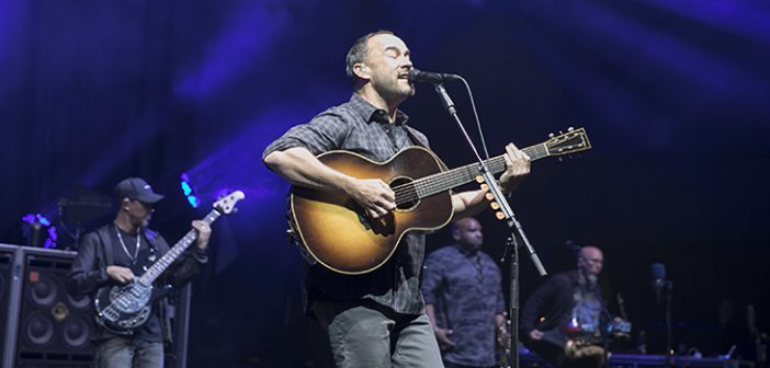 Shooting for the Stars with the Dave Matthews Band at Shoreline