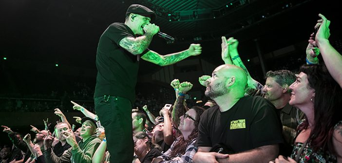 Flogging Molly and Dropkick Murphys Break Out Punk Roots at Bill Graham Civic