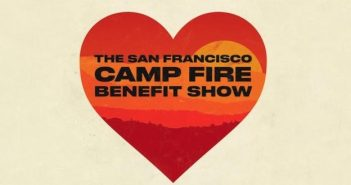 Camp Fire benefit show at Great American Music Hall Dec. 19th, 2018