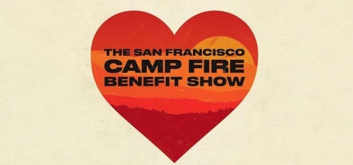 Camp Fire Benefit Show