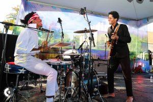 Stevon Artis and Ron Artis II