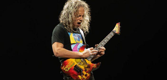 Metallica Electrifies the Golden One Center