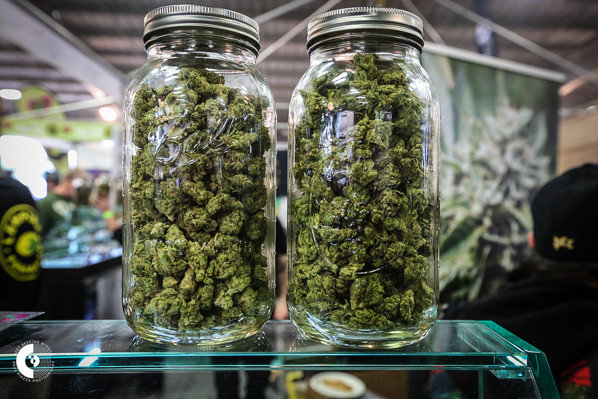 Jars of Bud