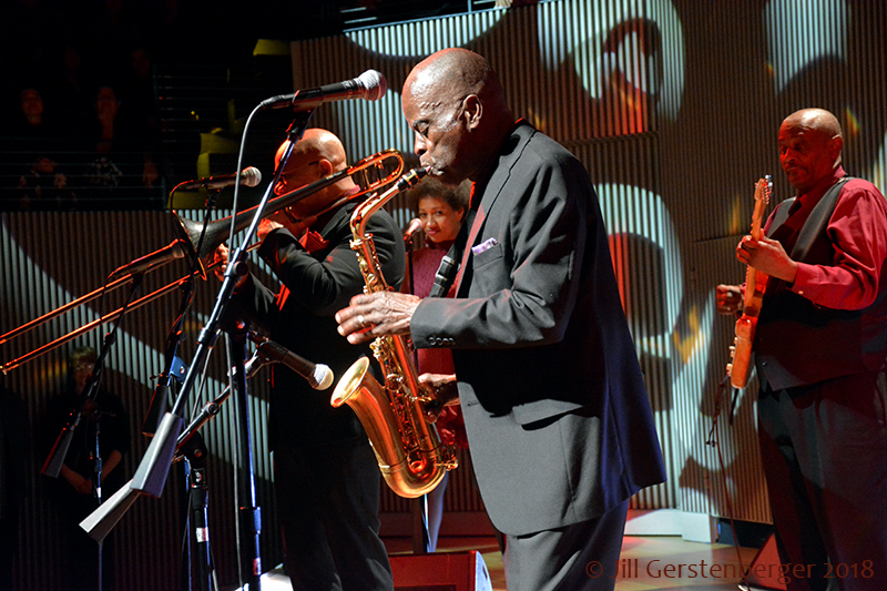 Maceo Parker at SFJazz