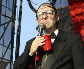 Neil Hamburger at The Independent on April 5, 2019