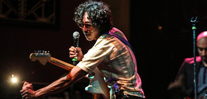 Chicano Batman bring Psychedelic Soul to the Mystic