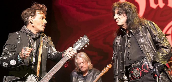 Hollywood Vampires Bring the Stars to The Warfield