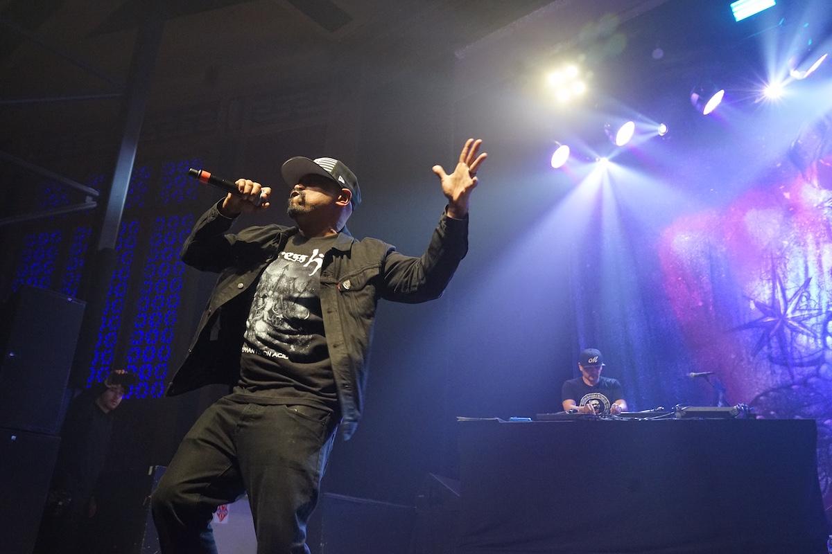 Hip Hop Legends Cypress Hill Go Old School at the UC Theatre