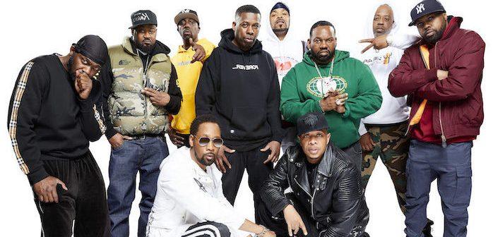 Wu-Tang Clan Bring Da Ruckus at Shoreline