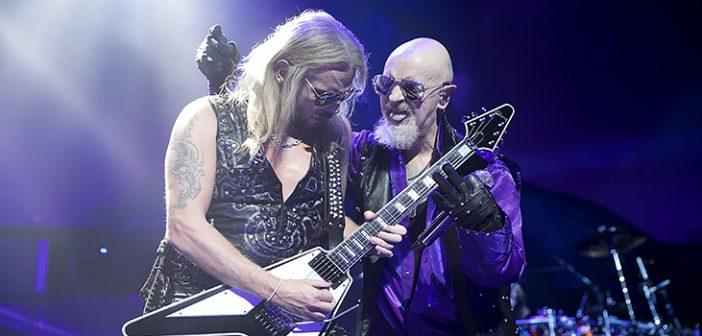 Judas Priest Bring the Firepower to the Warfield