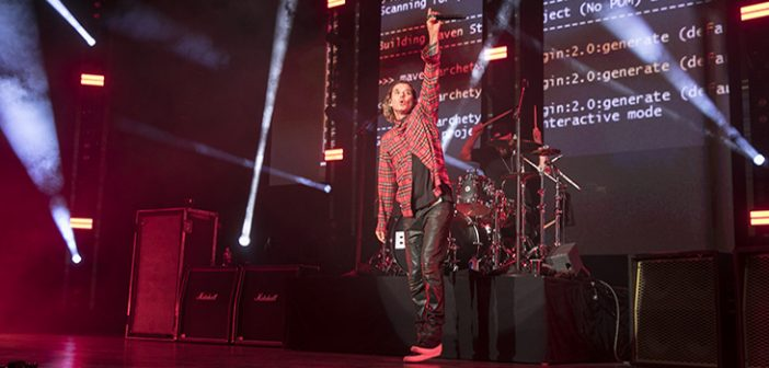Bush Brings the 90s Back to the Concord Pavilion