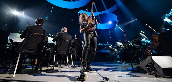 Metallica Amplifies New Chase Center with the San Francisco Symphony