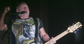 Peter Hook and The Light at The Fillmore on November 8, 2019