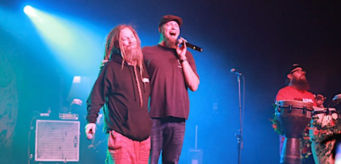 Fortunate Youth and Mike Love