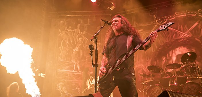 Slayer's Final Assault Levels Oakland Arena