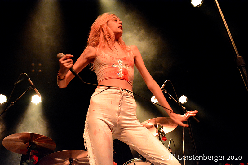 Starcrawler opening for The Struts @ Warfield SF