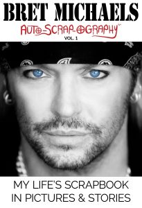 Brett Michaels Book Cover